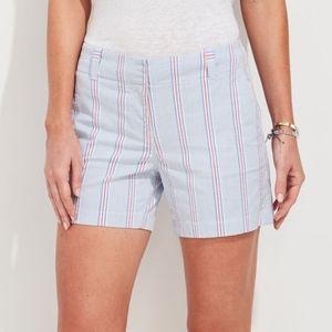Vineyard Vines Nicholls Stripe Shorts Size 24 NWT